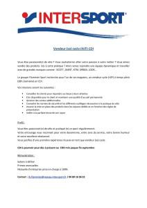 Vendeur _se_ cycle CDI JGV
