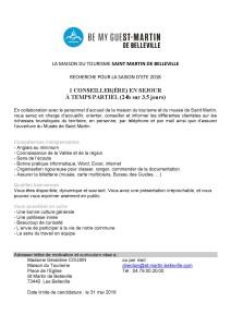 recrutement SMB
