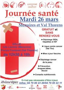Affiche Menuires- Val Thorens 2019