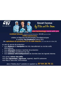STMicro flyers
